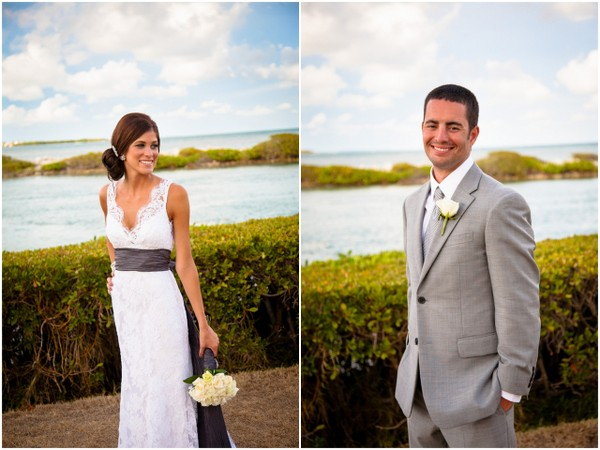 Outdoor Wedding Florida Bride & Groom | Love Wed Bliss