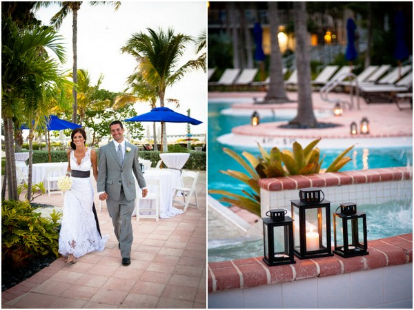Outdoor Wedding Hawkes Cay Resort | Love Wed Bliss
