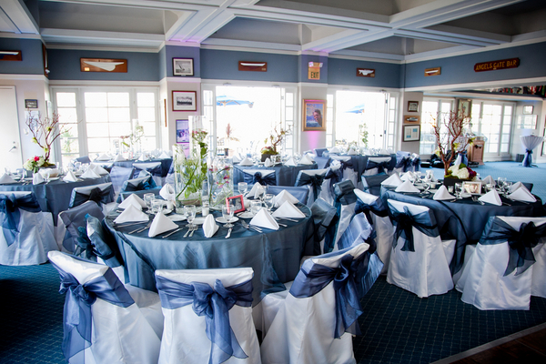 Wedding at Yacht Club