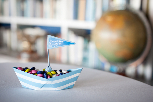 Yacht Themed Wedding Ideas