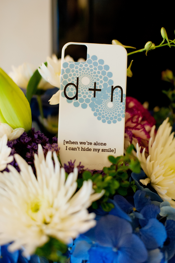 Cute Wedding iPhone Case