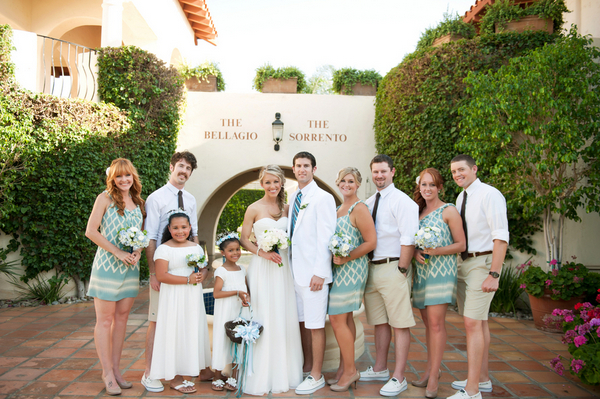 Miramonte Resort and Spa Wedding Pictures