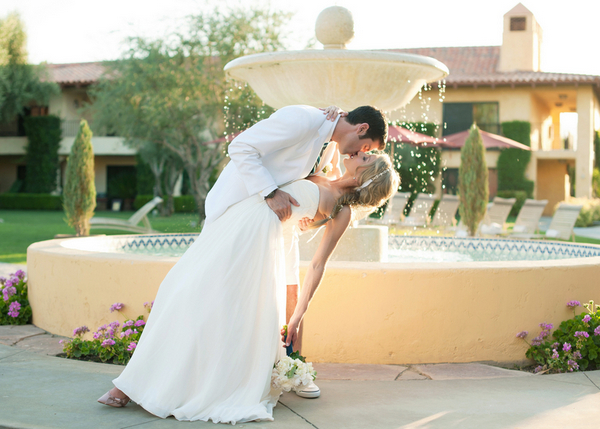 miramonte resort and spa wedding Outdoor California Wedding at Miramonte Resort and Spa