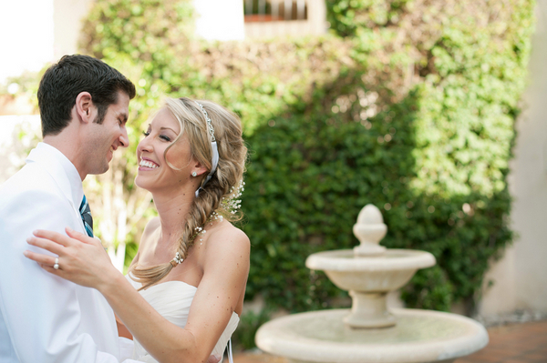 outdoo wedding california Outdoor California Wedding at Miramonte Resort and Spa