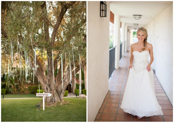 Outdoor California Wedding At Miramonte Resort And Spa