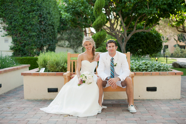 wedding indian wells california Outdoor California Wedding at Miramonte Resort and Spa