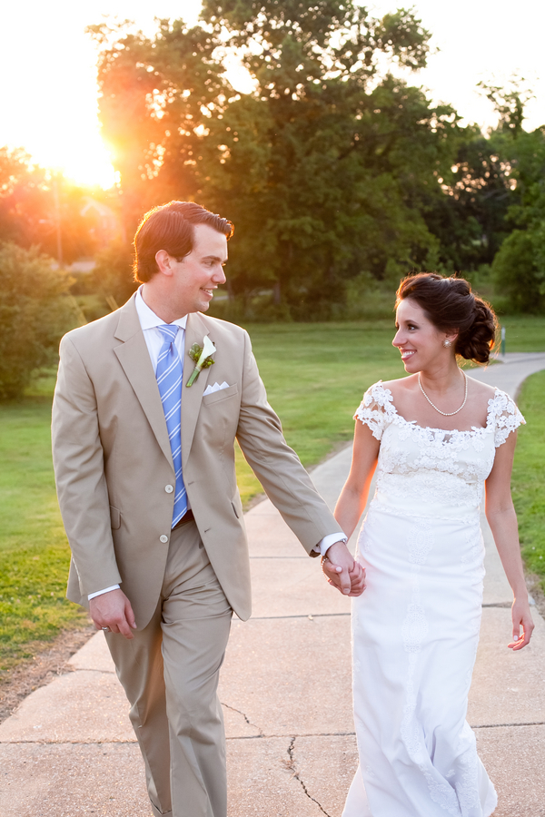 Outdoor Spring Wedding Tennessee | Love Wed Bliss