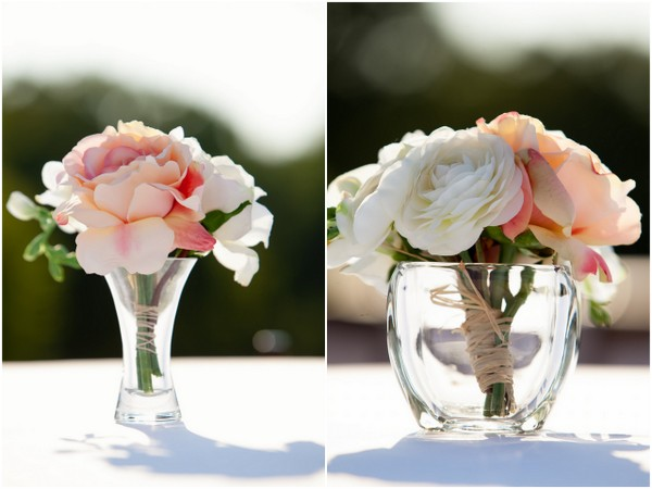 Pink and White Spring Wedding Flowers | Love Wed Bliss