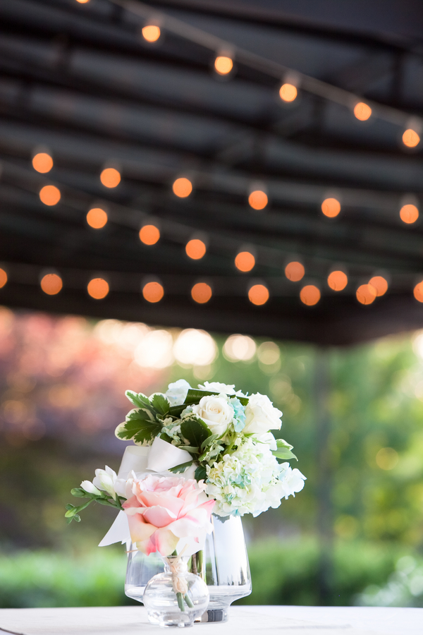 Pretty Spring Outdoor Wedding by The Collection