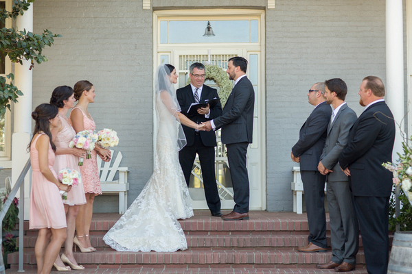 chico wedding 12 Pretty Pastel Rustic Chic Wedding by TréCreative Film & Photo