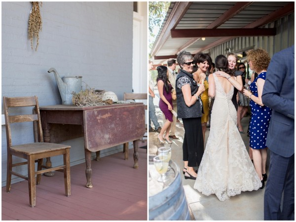 Outdoor Rustic Wedding Chico California