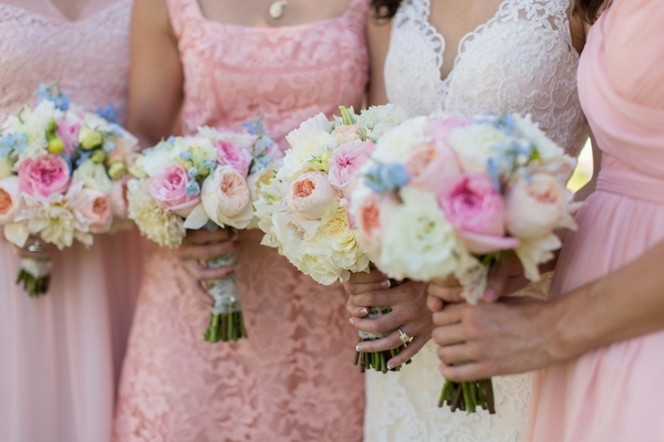 Pastel Rustic Wedding