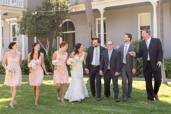 rustic chic california wedding 18 Pretty Pastel Rustic Chic Wedding by TréCreative Film & Photo