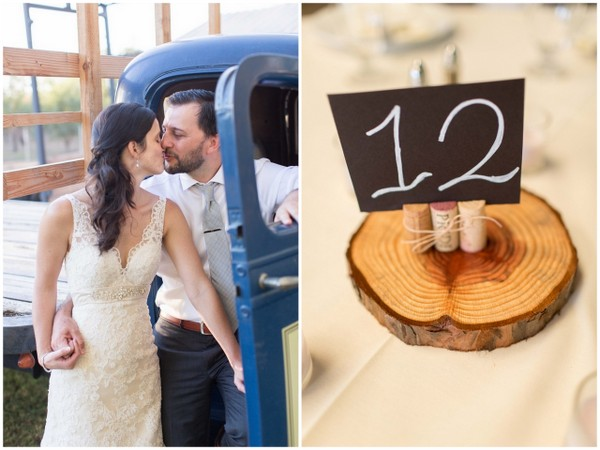 Rustic Chic Wedding Colours