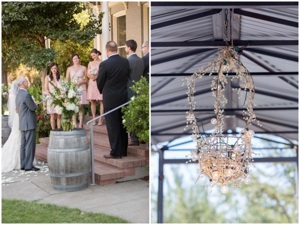 rustic chic wedding decor 11 Pretty Pastel Rustic Chic Wedding by TréCreative Film & Photo
