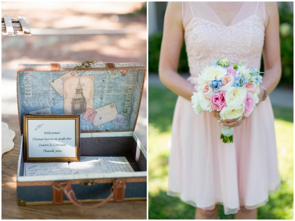 rustic chic wedding ideas 15 Pretty Pastel Rustic Chic Wedding by TréCreative Film & Photo