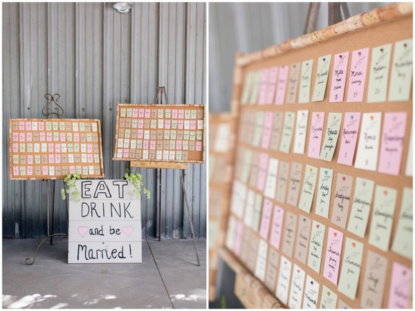 rustic pastel wedding ideas 20 Pretty Pastel Rustic Chic Wedding by TréCreative Film & Photo