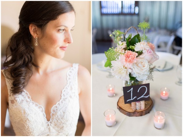 rustic wedding chic 2 Pretty Pastel Rustic Chic Wedding by TréCreative Film & Photo