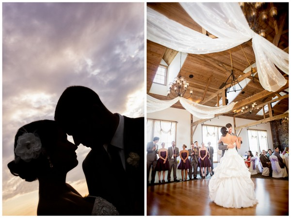 gilbertsville pa wedding reception La Massaria At Bella Vista Wedding by Ashley Gerrity Photography