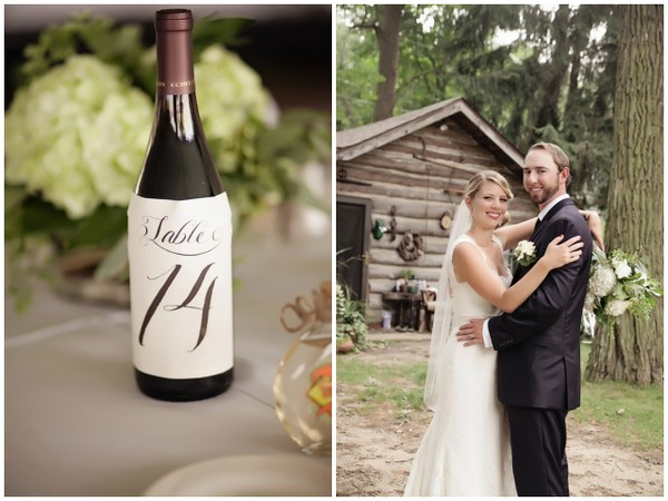 Lake Michigan Rustic Wedding
