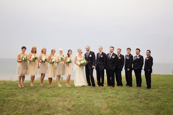 Lake Michigan Weddings