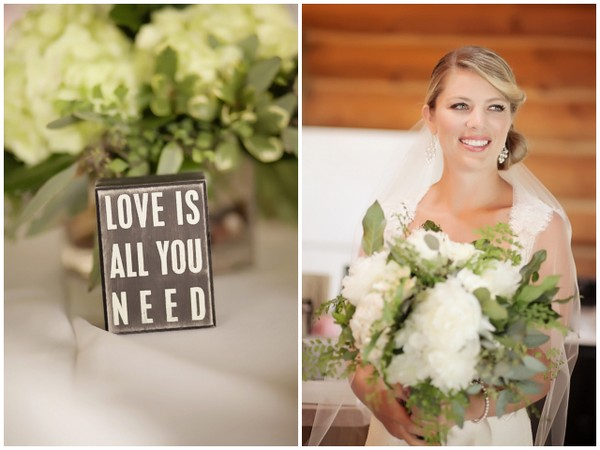 Rustic Lake Michigan Wedding