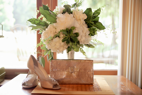 Rustic Themed Wedding Lake Michigan
