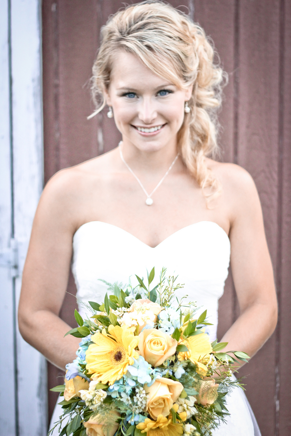 rustic montana bride Red Lodge Montana Wedding by Kat Skye Photography