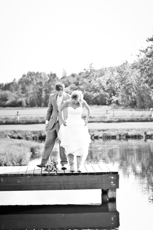 rustic wedding photography Red Lodge Montana Wedding by Kat Skye Photography
