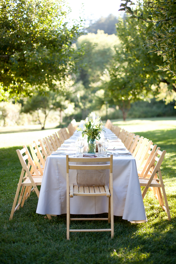 Orchard Garden Wedding Reception | Love Wed Bliss