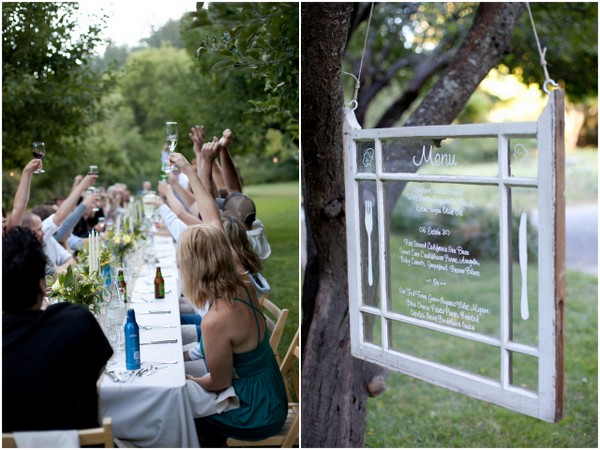 Orchard Wedding Reception | Love Wed Bliss
