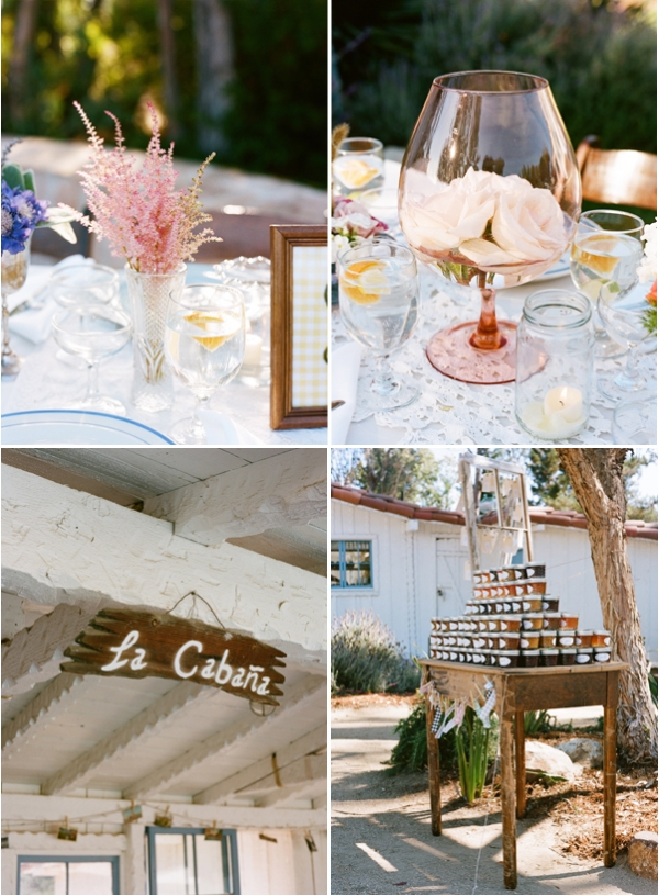Vintage Rustic San Diego Ranch Wedding