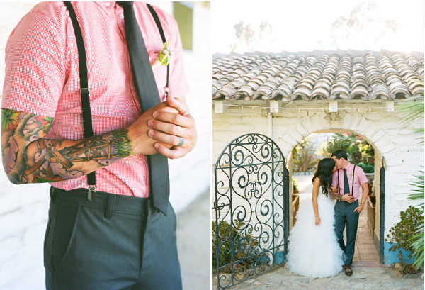 vintage san diego wedding Vintage Rustic San Diego Ranch Wedding
