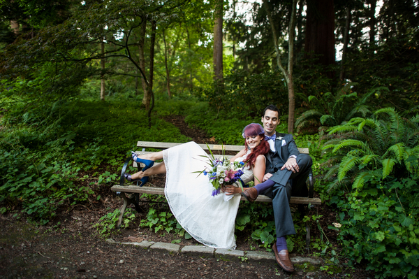 Garden Wedding Seattle Washington | Love Wed Bliss