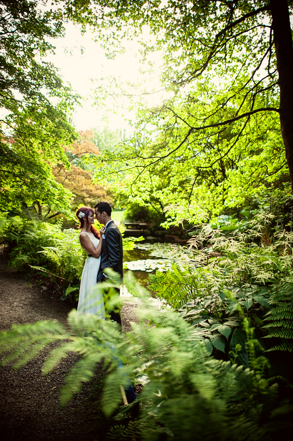 Garden Wedding in Seattle | Love Wed Bliss