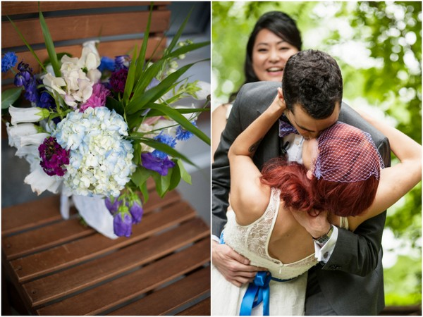 Seattle Garden Wedding | Love Wed Bliss