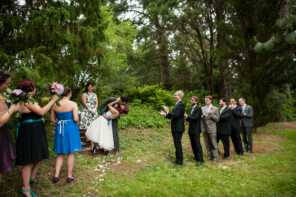 Washington Park Arboretum Wedding | Love Wed Bliss