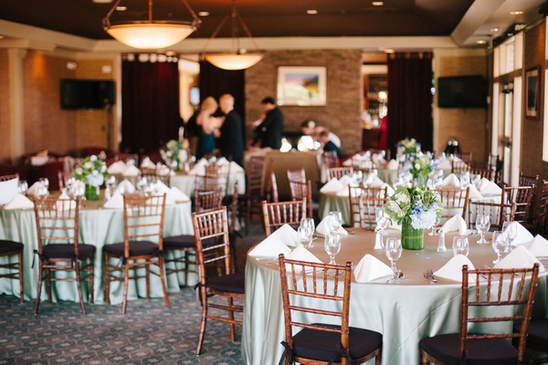 Half Moon Bay Wedding Reception