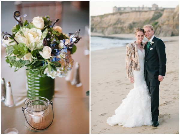 wedding half moon bay golf links Half Moon Bay Golf Links Wedding from Portrait Design by Shanti