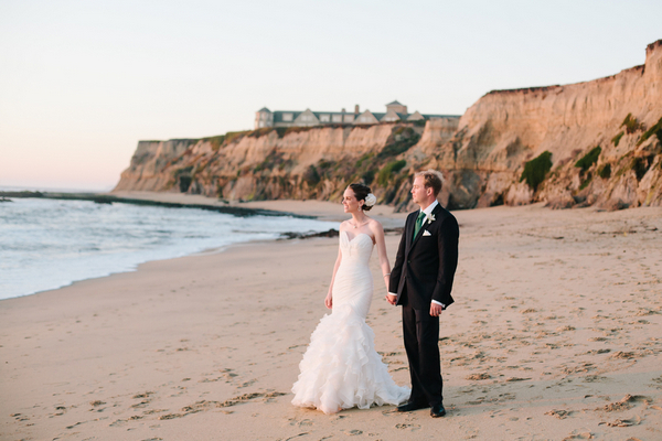 wedding half moon bay Half Moon Bay Golf Links Wedding from Portrait Design by Shanti