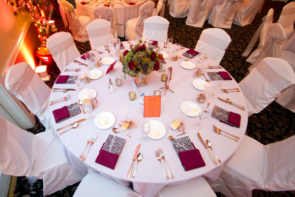 magenta color theme wedding 18 Magenta Wedding Theme by Visual Appeal Studios