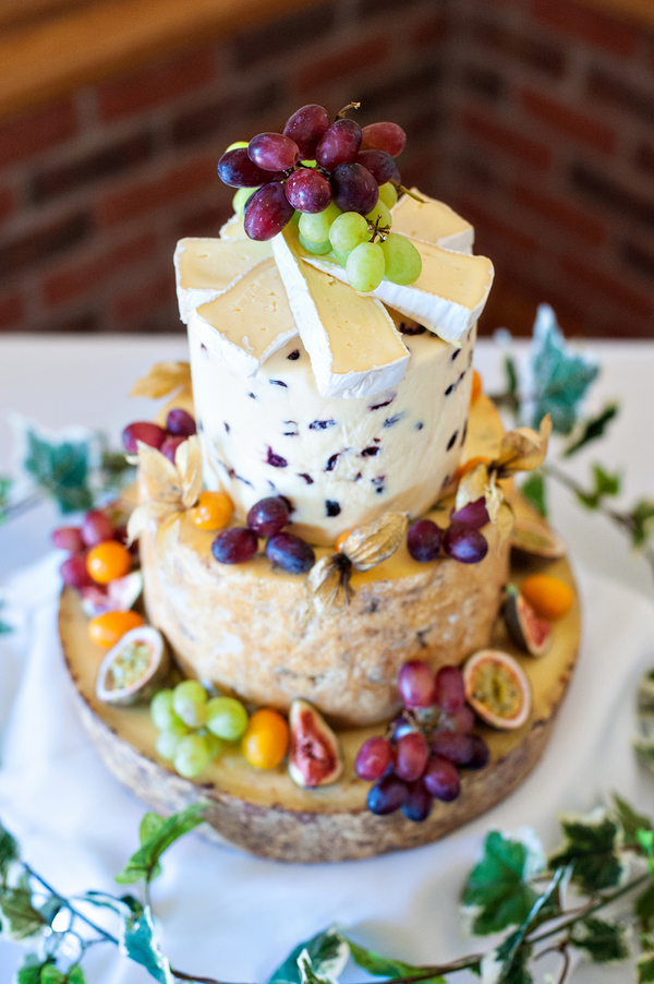 Cheese Wedding Cake UK Wedding | Love Wed Bliss