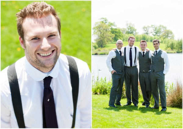 Groom at Cheshire Wedding | Love Wed Bliss