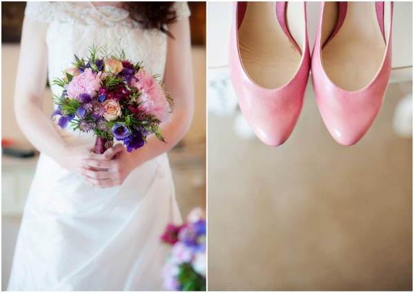 Pastel Pink Details at Cheshire Wedding | Love Wed Bliss