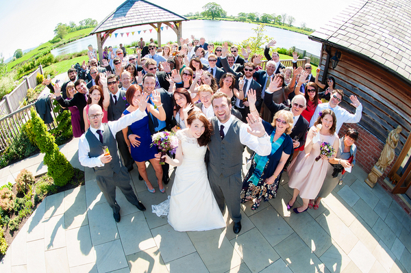 Reception at Sandhole Oak Barn Wedding | Love Wed Bliss