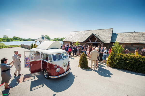 Sandhole Oak Barn Wedding Reception | Love Wed Bliss