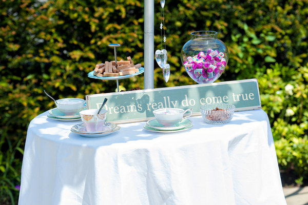 Sweets Table at Cheshire Wedding | Love Wed Bliss