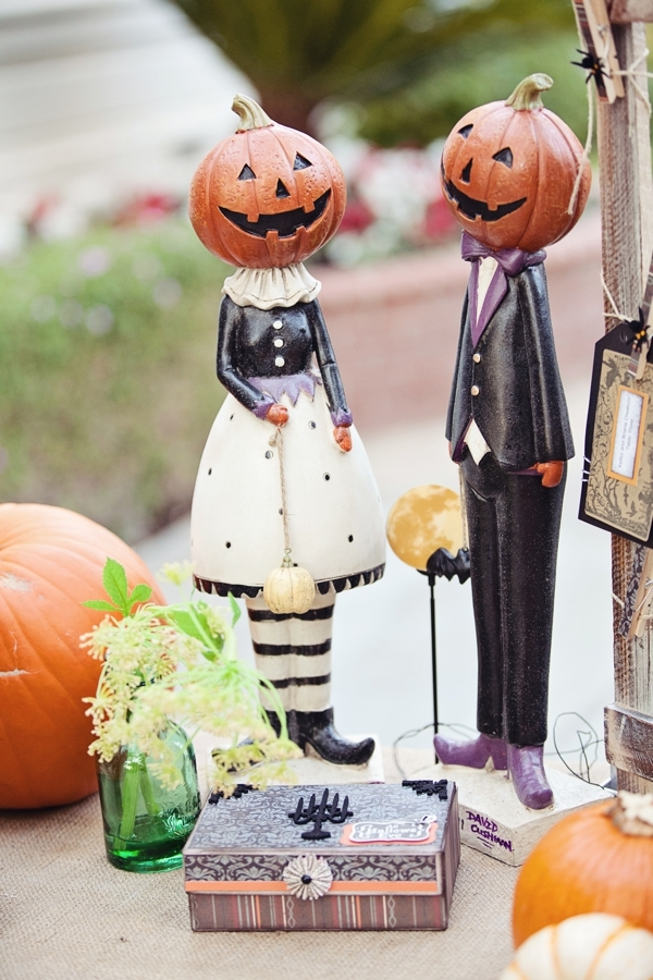 Halloween Themed Wedding Decorations | Love Wed Bliss