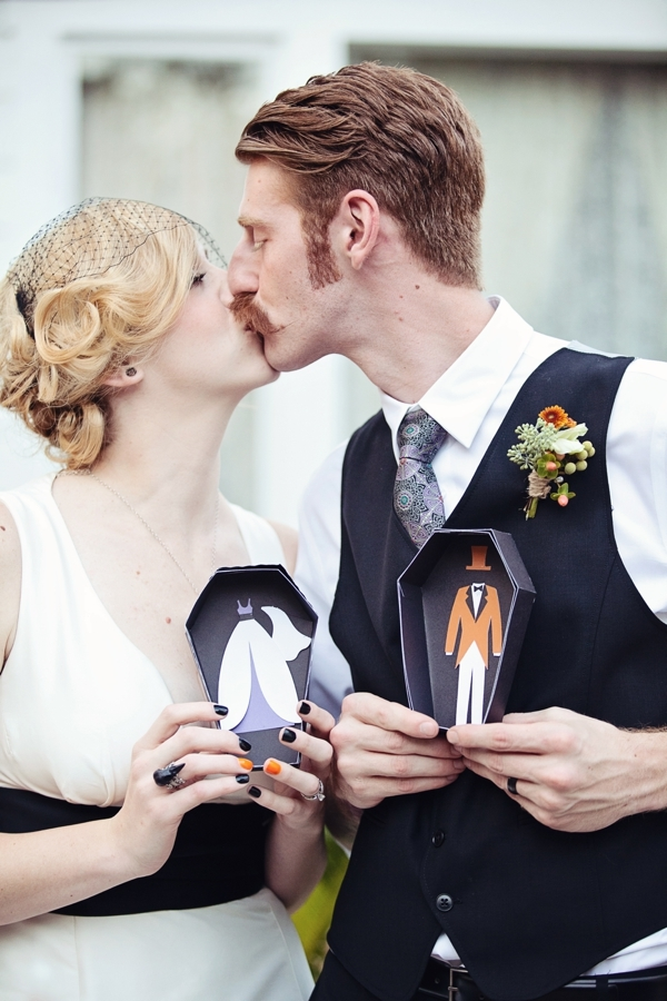 Halloween Themed Wedding | Love Wed Bliss