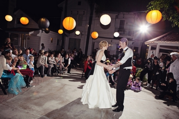 Halloween Wedding First Dance | Love Wed Bliss